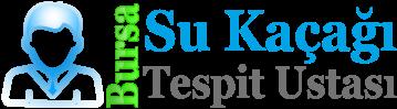 Bursa Su Kaçağı Tespit Ustası Tel: 0 538 647 7756